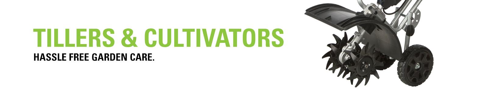 Tillers/Cultivators