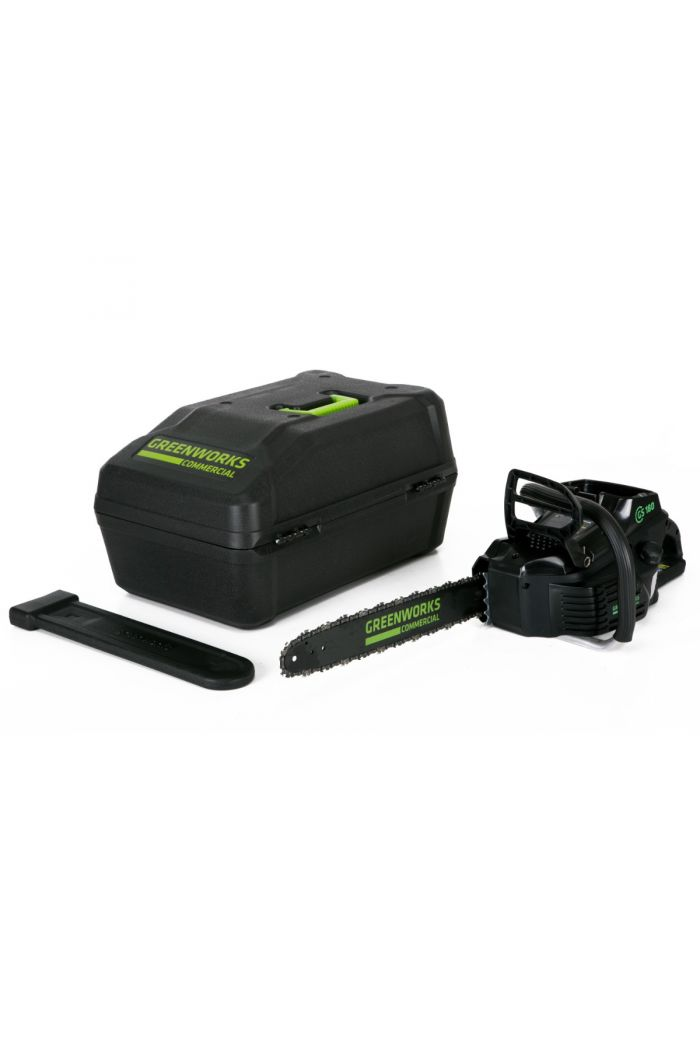 """GS180 82-Volt 18"""" Chainsaw with Carrying Case (Tool Only)"""
