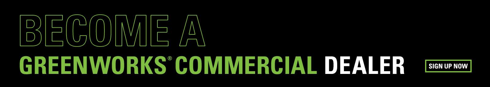Become A Dealer | Greenworks Commercial
