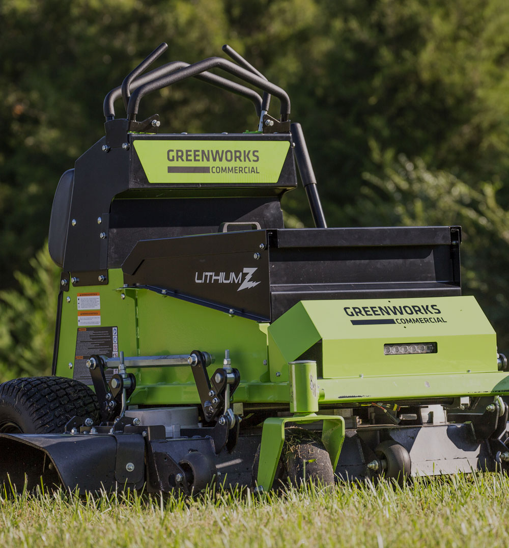 Zero Turn Mowers & Utility Vehicles | Greenworks Commercial