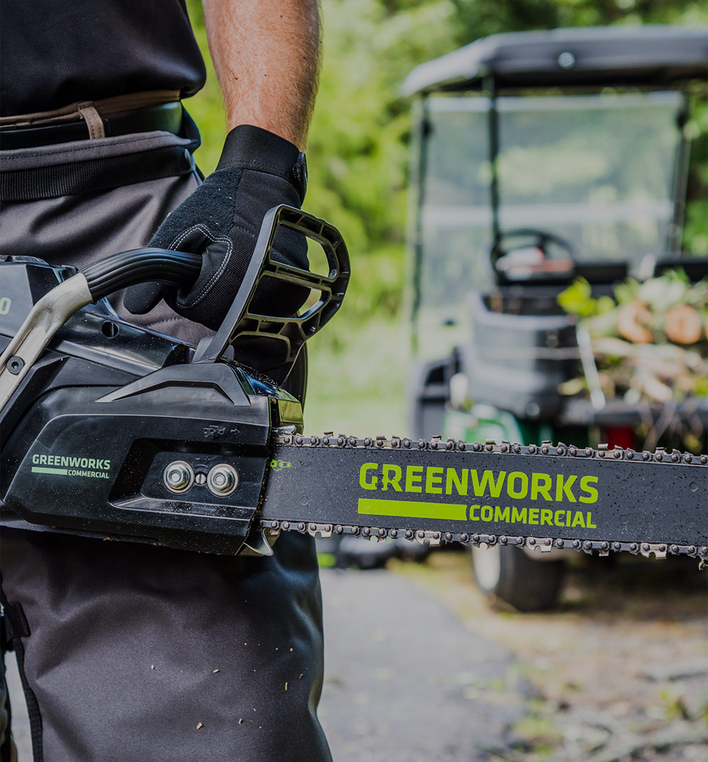 Commercial Chainsaws | Greenworks Commercial